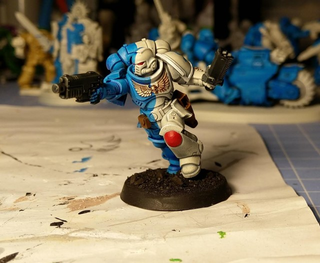 Eagle Warrior Intercessor good to go