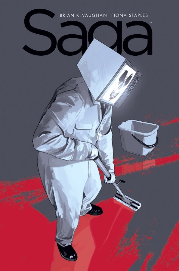 SAGA issue 21 cover
