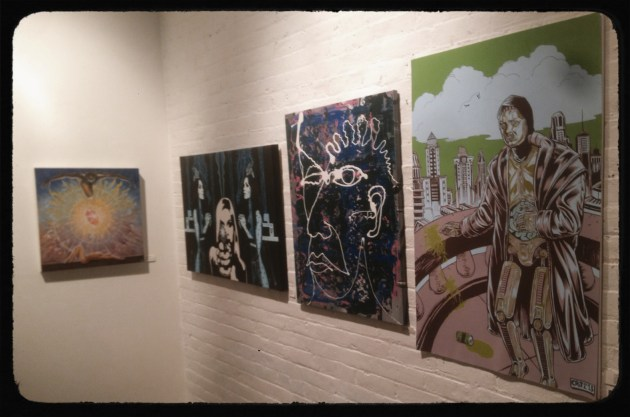 58 Gallery Exhibit - 9/5/14
