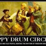 Grassroots Jersey City Drum Circle