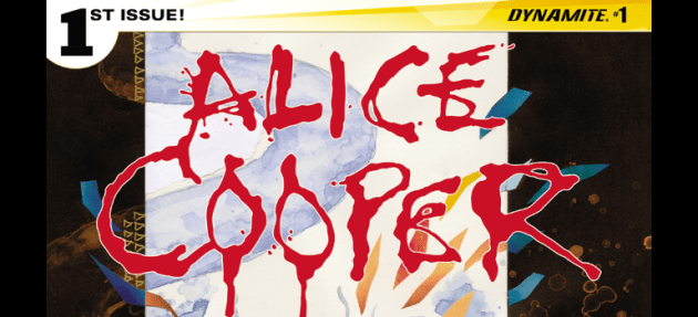 Alice Cooper Issue 1 Review