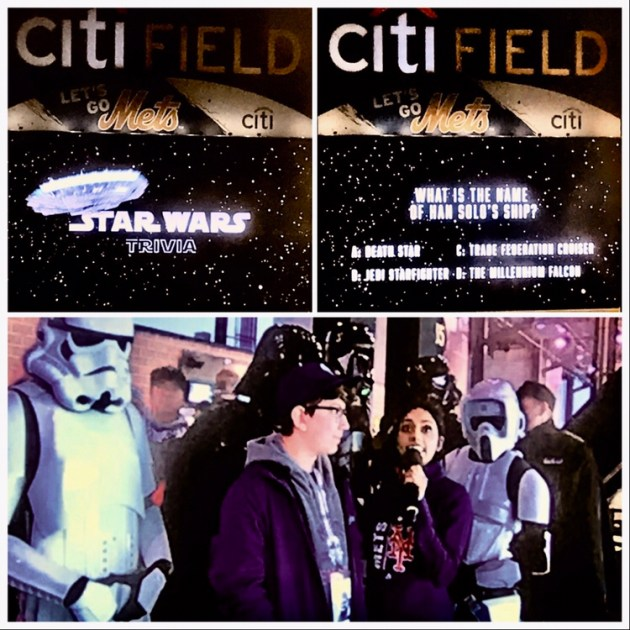 Star Wars Night at Citi Field