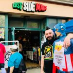 Best Free Comic Book Day Ever @ East Side Mags in Montclair, NJ