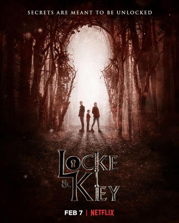 Streaming Locke and Key