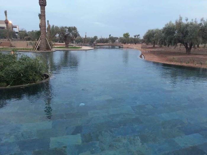 Bassins img2 Hôtel Royal Palm Marrakech