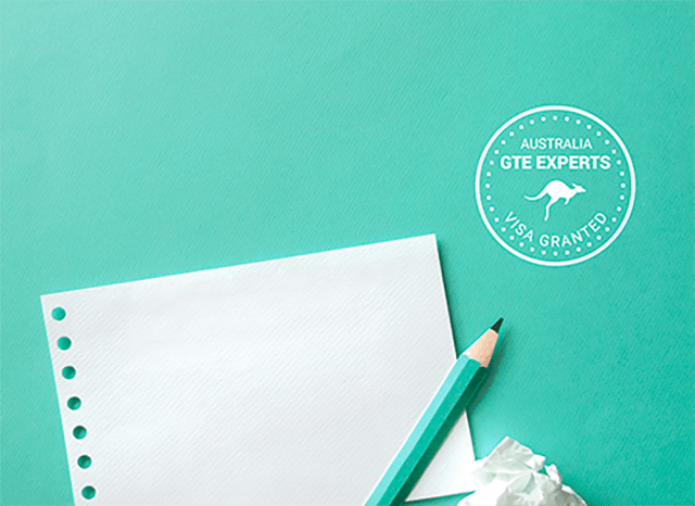 how to write a gte statement genuine temporary entrant statement