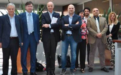 GTechnology incontra Corrado Passera
