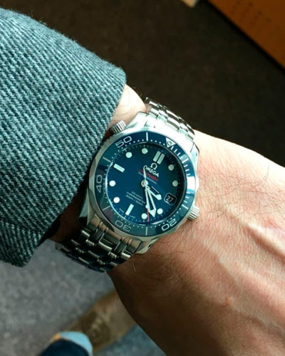 Omega Seamaster Diver 300M Co-Axial 36,25mm