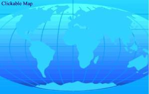clickable world map