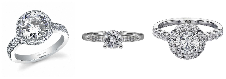 Diamond Rings Indianapolis