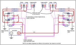 BRICO: instalacion de relés para luces