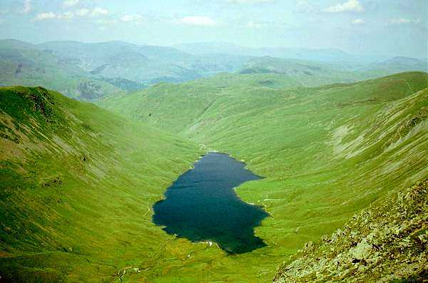 Hayeswater: to be rounded