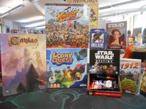 Games Toys and more Wienerstrasse 499 4030 Linz Spielefachhandel