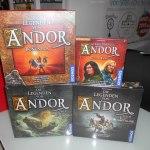Games, Toys & more Spielegeschäft Legenden von Andor