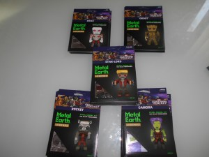 Games, Toys & more Metal Earth Guardians of the Galaxy Linz