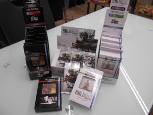 Games, Toys & more Final Fantasy Trading Cards Linz