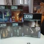 Games, Toys & more Exit Escape the room Kosmos Spiele Linz