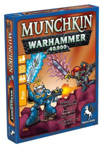 Games, Toys & more Munchkin Warhammer Kartenspiel Linz