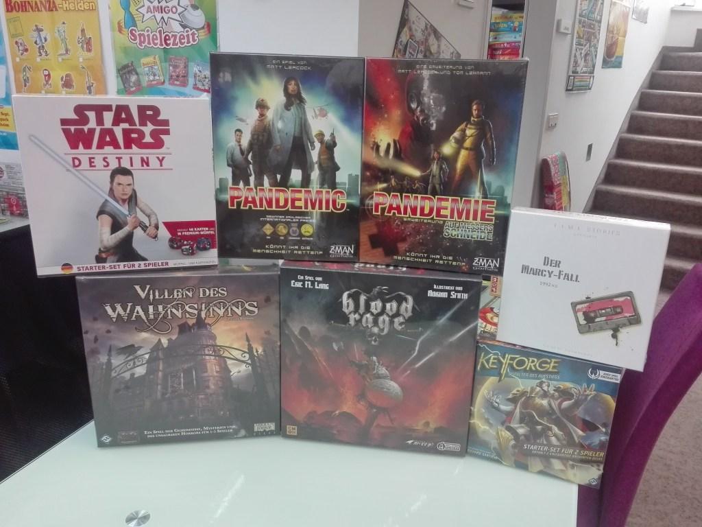 Games, Toys & more Star Wars Destiny Kartenspiel Würfelspiel Linz