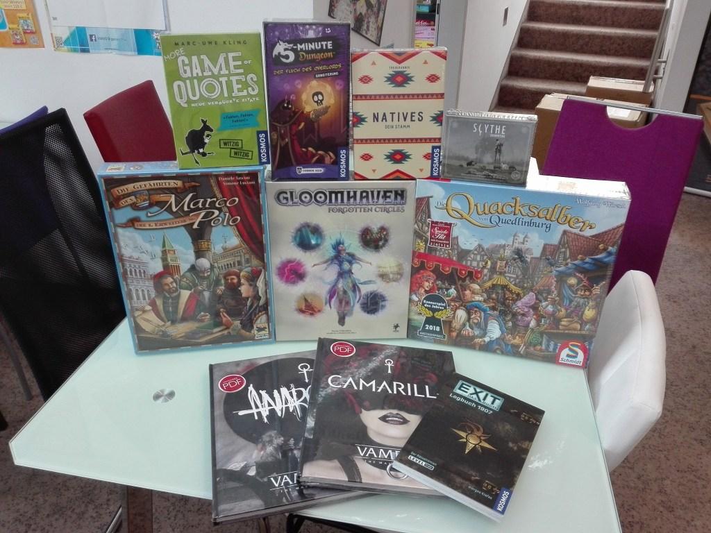 Games, Toys & more Gloomhaven Forgotten Circles Erweiterung Brettspiele Linz