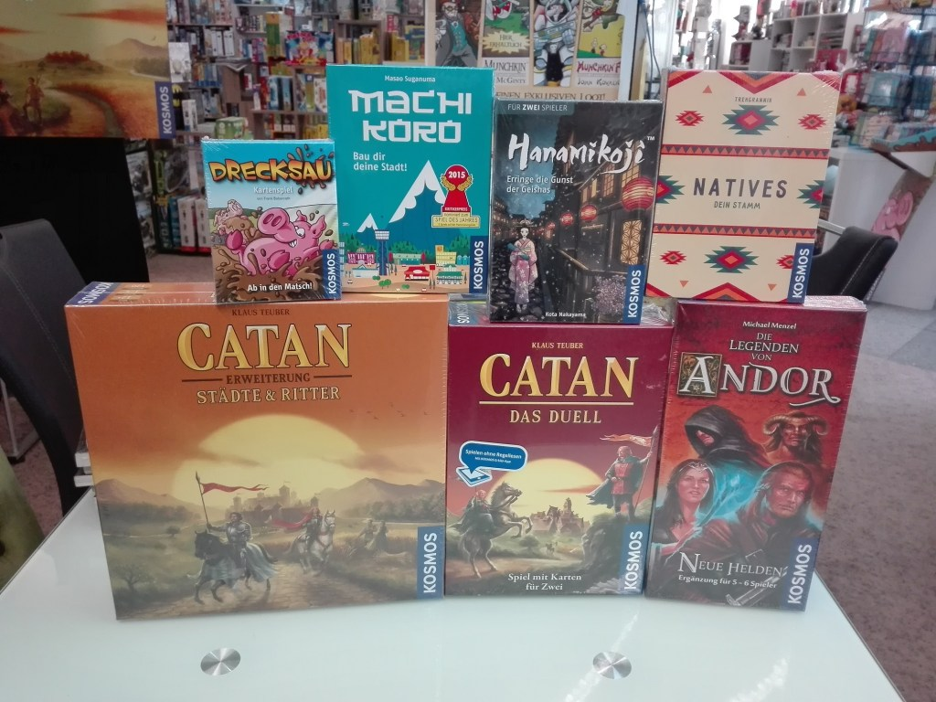 Games, Toys & more Natives KartenSpiel Linz