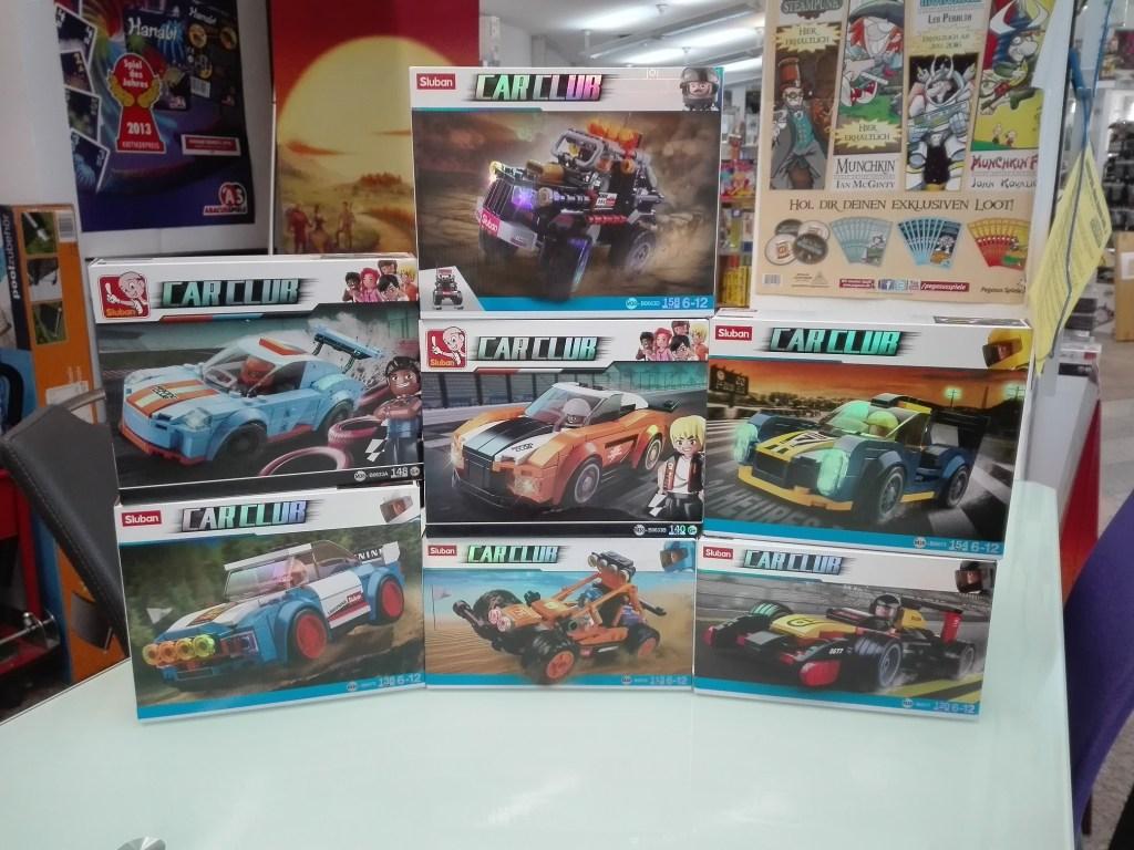 Games, Toys & more Klemmbausteine Sluban Linz