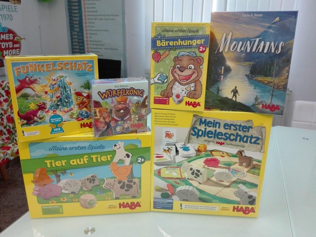 Games, Toys & more Tier auf Tier Haba Kinderspiele Linz
