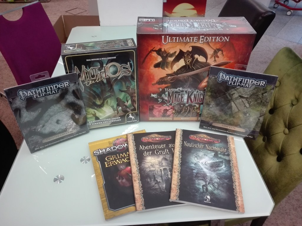 Games, Toys & more Mage Knight Ultimate Edition English Board Game Linz