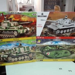 Games, Toys & more Tanks Klemmbausteine Cobi Linz