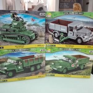 Games, Toys & more Opel Blitz Klemmbausteine Cobi Linz