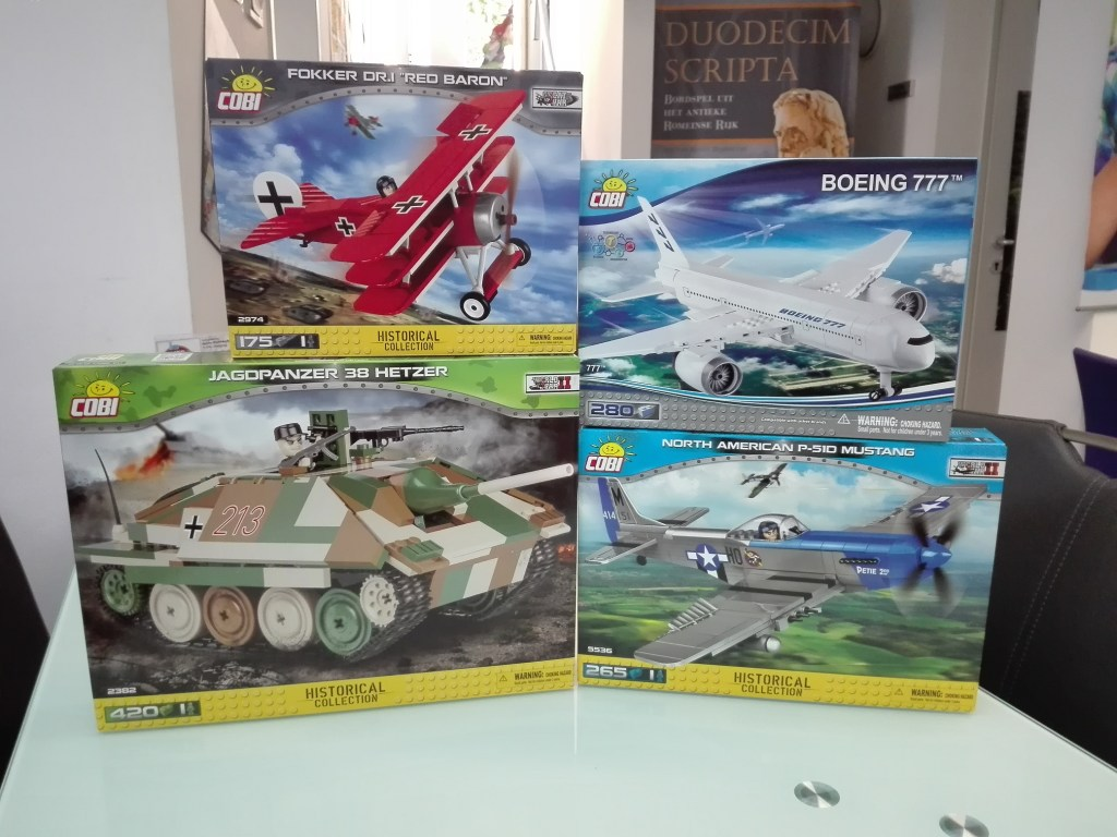 Games, Toys & more Boeing Klemmbausteine Cobi Linz