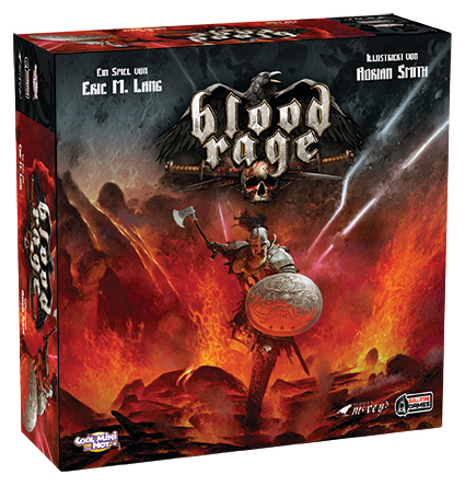 Games, Toys & more Blood Rage Game Night Linz