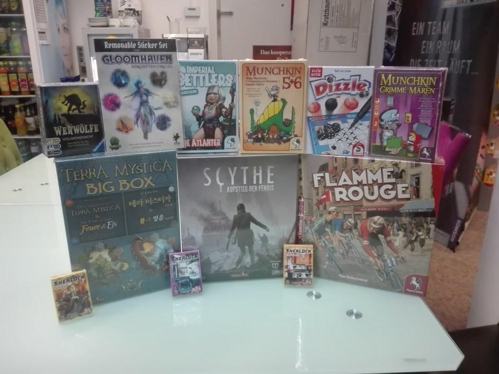 Games, Toys & more Sherlock Rätselspiele Linz
