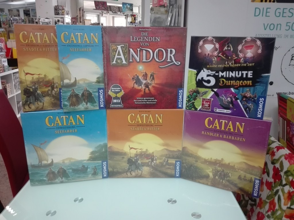 Games, Toys & more Catan Brettspielelinz Linz