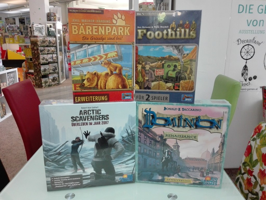 Games, Toys & more Dominion Renaissance Erweiterung Kartenspiel Linz
