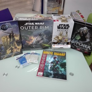 Games, Toys & more The Witcher Rollenspiel Linz