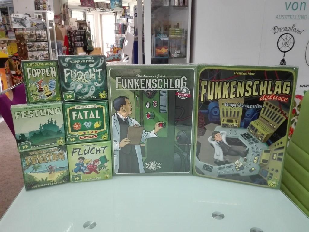 Games, Toys & more Fast Foward 2F Spiele Linz