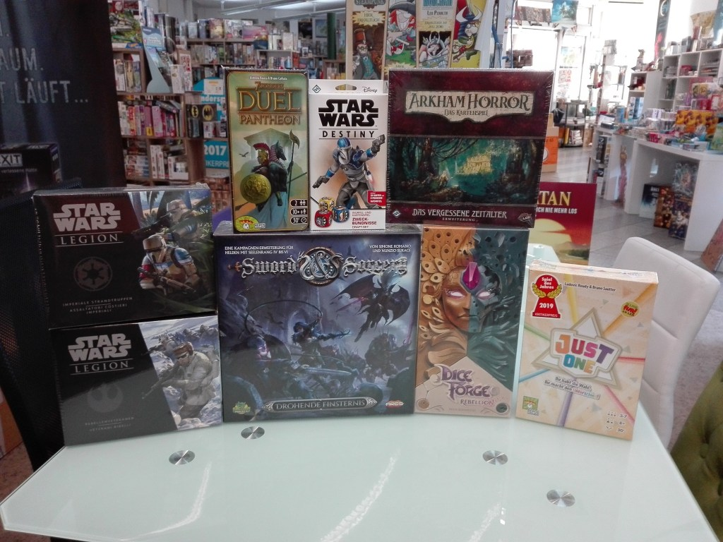 Games, Toys & more Sword & Sorcerer Dungeon Crawler Linz