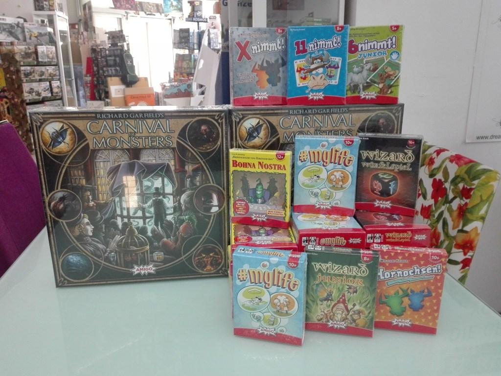 Games, Toys & more Wizard Würfelspiel Amigo Spiele Linz