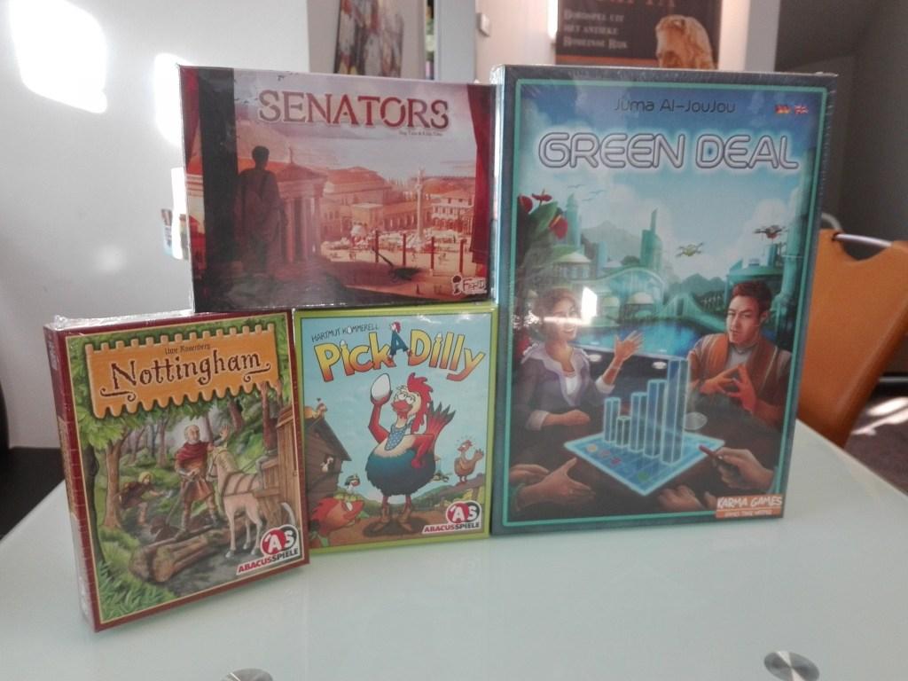 Games, Toys & more Nottingham Kartenspiele Linz