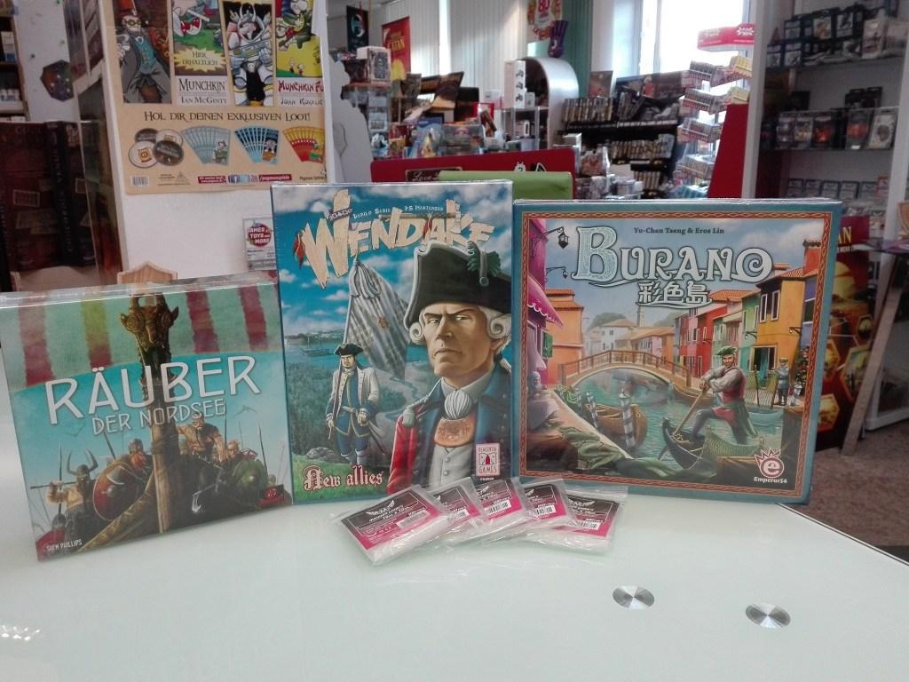 Games, Toys & more Arkham Räuber der Nordsee Schwerkraft Spiele Linz