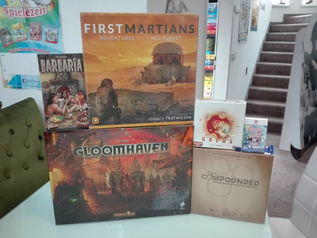 Games, Toys & more Gloomhaven Linz