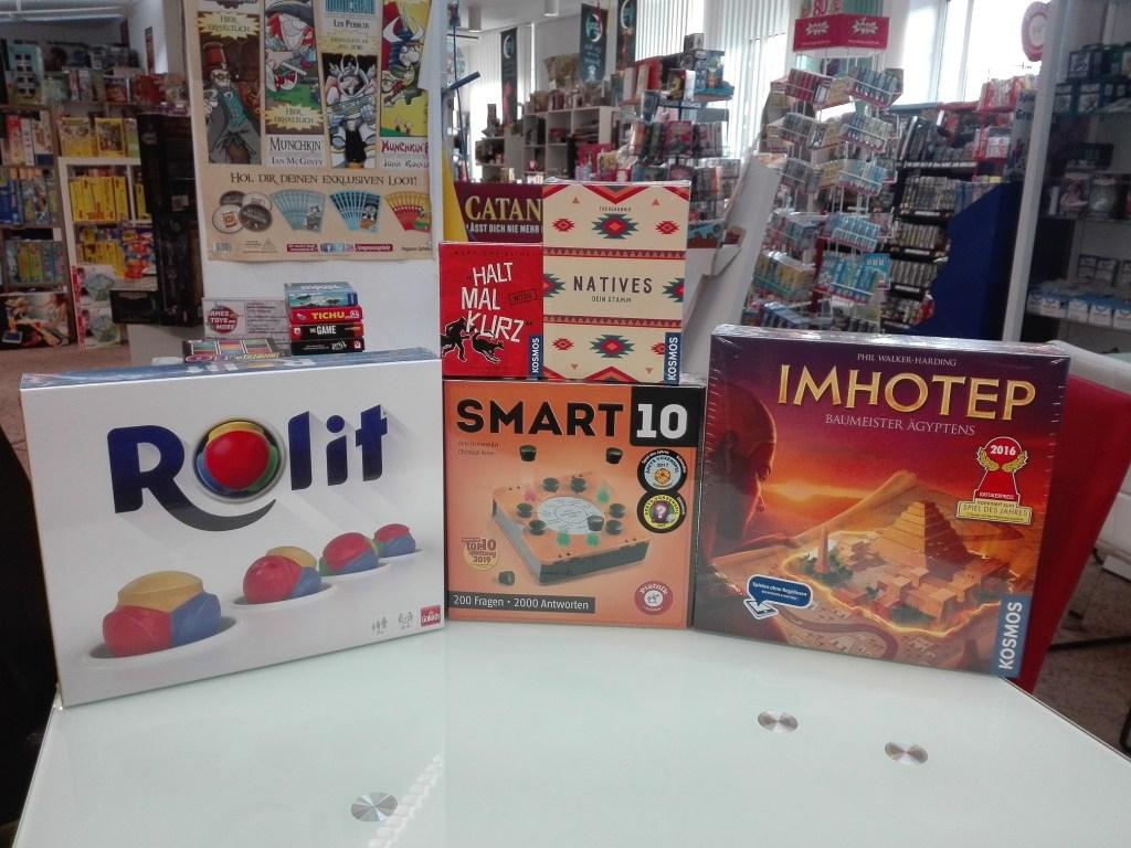 Games, Toys & more Smart 10 QuizSpiele Linz