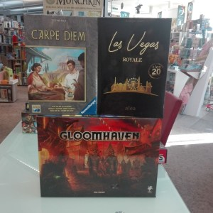 Games, Toys & more Gloomhaven english board games Linz