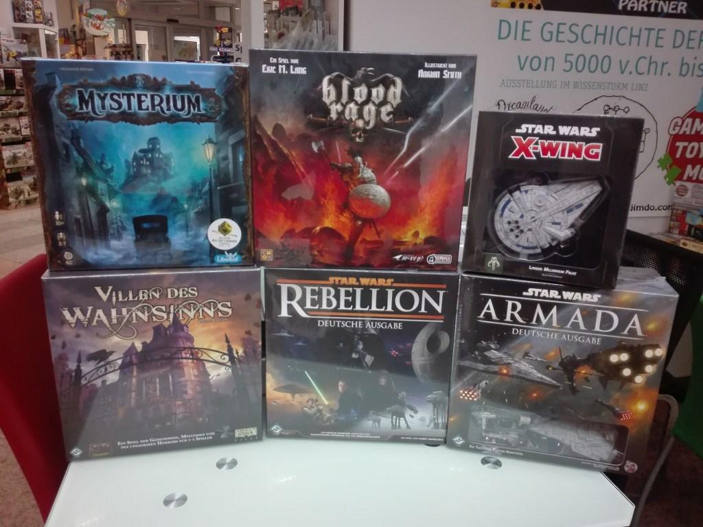 Games, Toys & more Villen des Wahnsinns HP Lovecraft Linz