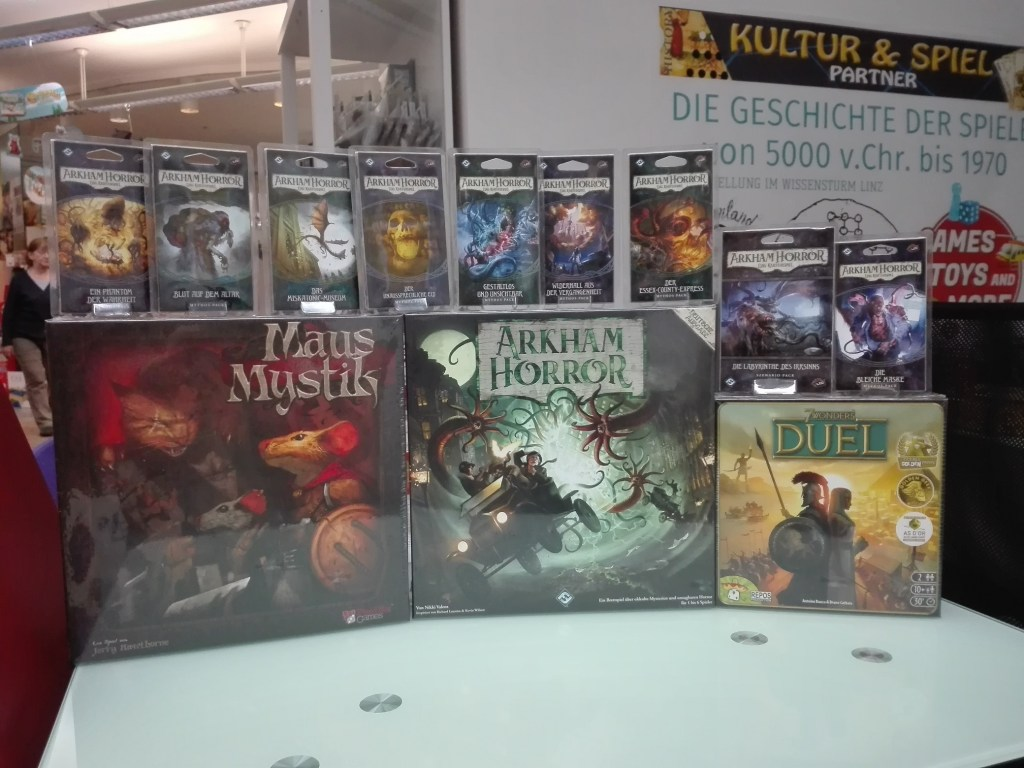 Games, Toys & more Arkham Horror Living Card Game Linz