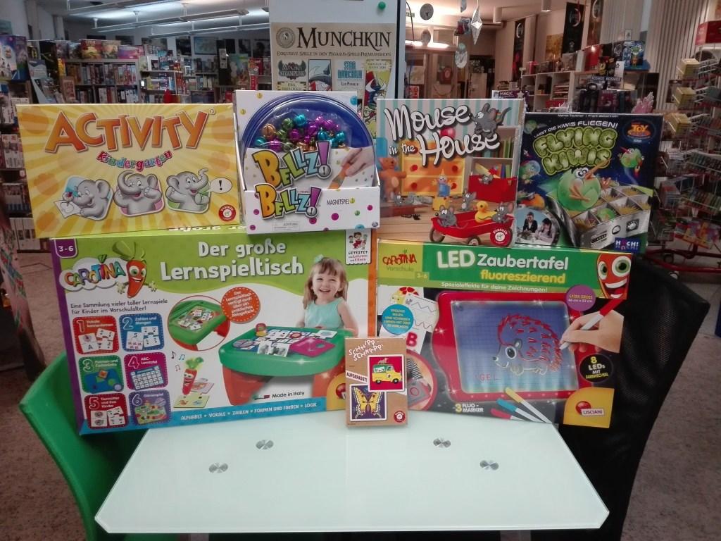 Games, Toys & more Lisciani Der große Lernspieltisch Lernspiele Linz