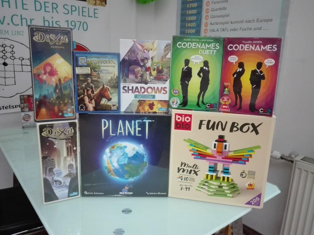 Games, Toys & more Bioblo Funbox Bausteine Linz