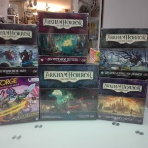 Games, Toys & more Arkham Horror Living Card Games Linz