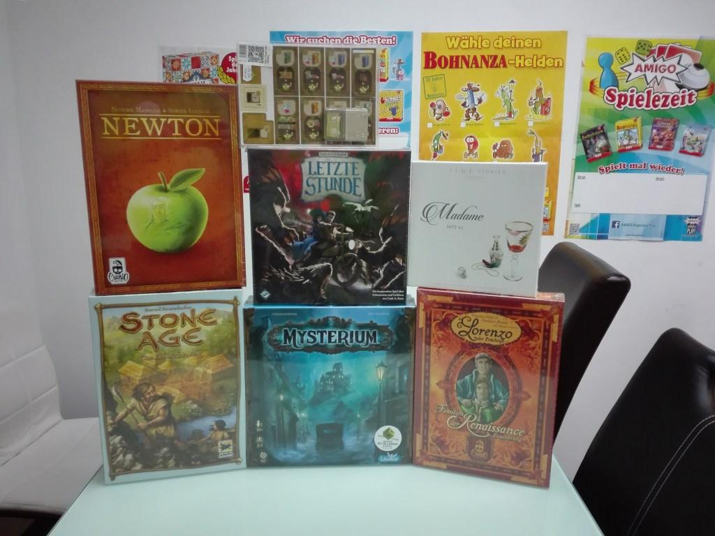 Games, Toys & more Newton Erweiterung Strategiespiele Linz